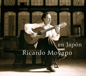 Ricardo Moyano en Japon