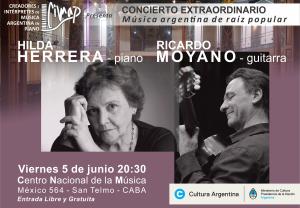 Hilda Herrera - Ricardo Moyano