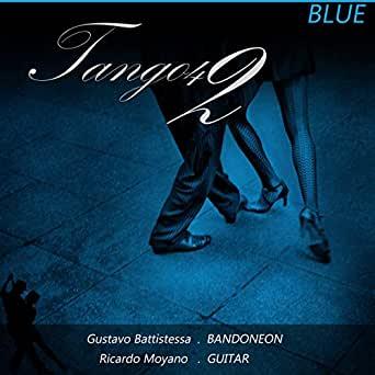 Tango 42 -  Gustavo Battistessa Bandeneon, Ricardo Moyano Guitar