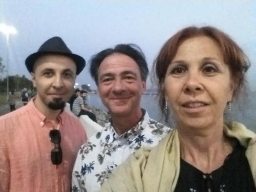 Çelik, Ricardo, Sibel
