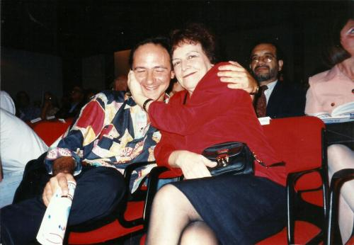 Hilda Herrera, Ricardo Moyano