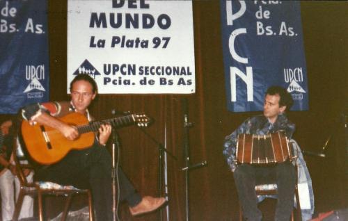 Gabriel Rivano, Ricardo Moyano