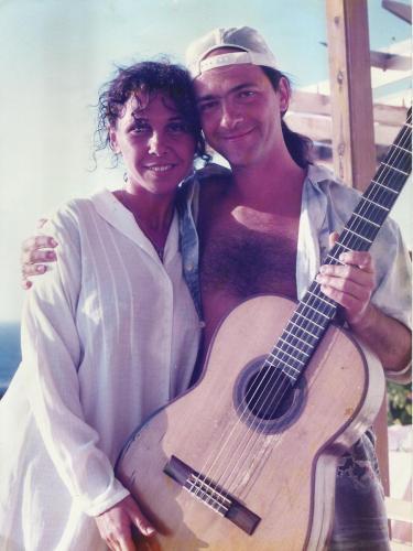 Sibel, Ricardo Moyano