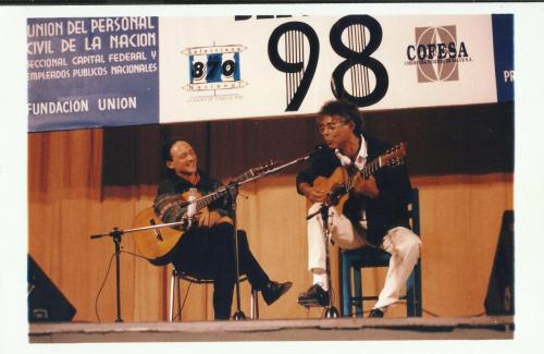 Toninho Ramos, Ricardo Moyano